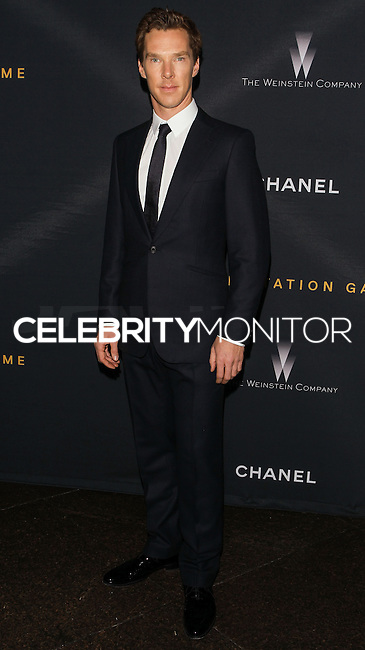 LOS ANGELES, CA, USA - NOVEMBER 10: Benedict Cumberbatch arrives at the Los Angeles Screening Of The Weinstein Company's 'The Imitation Game' held at the Directors Guild of America Theatre on November 10, 2014 in Los Angeles, California, United States. (Photo by Celebrity Monitor)