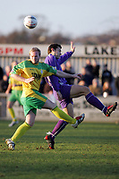 Thurrock vs Grays Athletic - Nationwide Conference South at Ship Lane - 26/12/04 - MANDATORY CREDIT: Gavin Ellis/TGSPHOTO