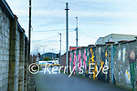 CCTV cameras on the skinny mile in Tralee.