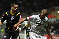 Pictured: Darren Pratley of Swansea City <br /> Re: Coca Cola Championship, Swansea City Football Club v Queens Park Rangers at the Liberty Stadium, Swansea, south Wales 21st October 2008.
