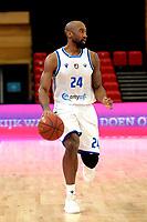 10-04-2021: Basketbal: Donar Groningen v ZZ Leiden: Groningen, Donar speler Justin Watts