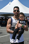 Markus and 2-year old Jaxon during the Cinco de Mayo Festival at the Grand Sierra Resort in Reno on Saturday, May 4, 2019.