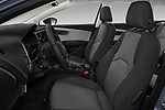 Front seat view of a 2018 Seat Leon ST Style 5 Door Wagon front seat car photos