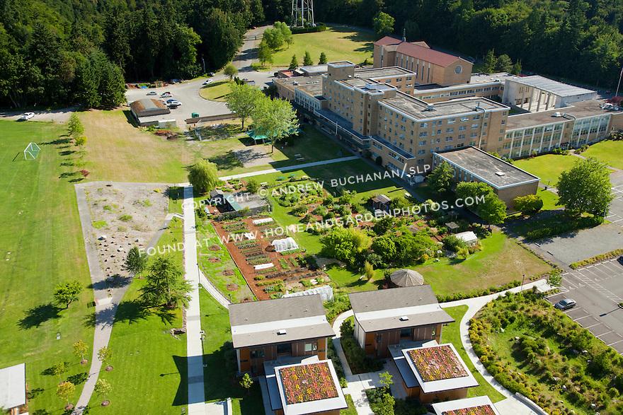 Bastyr Univ. student housing project, Kenmore, WA; July, 2013