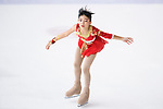 Chilly Ann Sintana Wongso of Indonesia competes in Basic Novice Subgroup A Girls group during the Asian Open Figure Skating Trophy 2017 on August 02, 2017 in Hong Kong, China. Photo by Marcio Rodrigo Machado / Power Sport Images