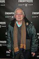 Willy KURANT - Ouverture de la retrospective Jane Birkin - La Cinematheque francaise 25 janvier 2017 - Paris - France