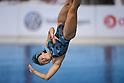 Diving: Fina Diving Grand Prix Singapore: Sayaka Mikami