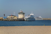 - Lido di Ostia, the Marina....- Lido di Ostia, il porto turistico