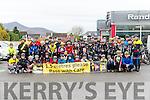 Killarney Cycling Club spin in the memory of Ed Duggan last Sunday morning.