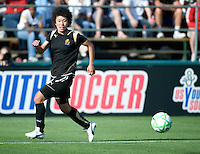 Eriko Arakawa. The Los Angeles Sol defeated FC Gold Pride, 2-0, at Buck Shaw Stadium in Santa Clara, CA on May 24, 2009.