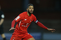 Jobi McAnuff of Leyton Orient during Leyton Orient vs Salford City, Sky Bet EFL League 2 Football at The Breyer Group Stadium on 2nd January 2021