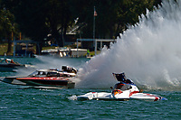 """Jimmy King, GP-777 """"Steeler"""", Mike Monahan, GP-35 """"TM Special""""       (Grand Prix Hydroplane(s)"""