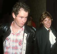 John McEnroe Tatum O'Neal Undated<br /> Photo By John Barrett/PHOTOlink