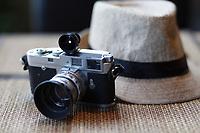 Leica M2 camera with a dual range 50mm f2 lens