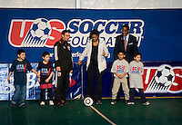 US Soccer Foundation Clinic March 05 2010
