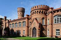 Schloss Raudone Pilis, 16.Jh. , Litauen, Europa