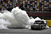 NASCAR Camping World Truck Series<br /> North Carolina Education Lottery 200<br /> Charlotte Motor Speedway, Concord, NC USA<br /> Friday 19 May 2017<br /> Kyle Busch, Cessna Toyota Tundra<br /> World Copyright: Rusty Jarrett<br /> LAT Images<br /> ref: Digital Image 17CLT1rj_4156