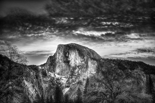 Yosemite, Half Dome, Gary Wagner Photography,