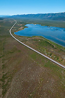 Scipio Lake, Utah and Highway 50