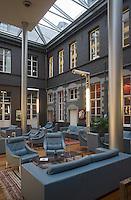 Europe/France/Nord-Pas-de-Calais/59/Nord/Lille: L 'Hermitage Gantois 224 rue de Paris hotel situé dans un ancien Hospice construit en 1460 par Jean de le Cambe dit Le Gantois