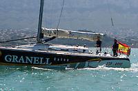 ESP 4990 GRANELL Agustin Granell Herrero FIRST 40.7 RCN Valencia <br /> Salida de la 22 Ruta de la Sal 2009 Versión Este, Denia, Alicante, España