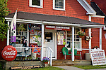 Harman's Country Store in Sugar Hill, NH, USA