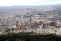 BOGOTA-COLOMBIA-7-101-2013.Panorámicas de Bogotá.Panoramic views of Bogotá.(Photo:VizzorImage/Felipe Caicedo). .