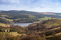 03/05/16 <br /> <br /> As temperatures finally begin to rise the sun shines on Boot's Folly, overlooking Strines Reservoir near Sheffield in the South Yorkshire Peak District.<br /> <br /> All Rights Reserved: F Stop Press Ltd. +44(0)1335 418365   +44 (0)7765 242650 www.fstoppress.com
