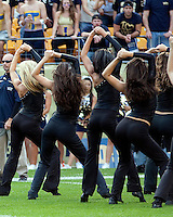 Pitt dance girls. The Pittsburgh Panthers defeated Florida International Golden Panthers 44-17 at Heinz Field, Pittsburgh Pennsylvania on October 2, 2010.