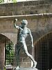 "Sculpture ""Hondero Balear"" (bronze, 198 x 78 x 94 cm, 1898) by Llorenç Rosselló (Alaró 1867 - Palma 1901), Jardines Hort del Rei<br /> <br /> Escultura ""Hondero Balear"" (bronce, 198 x 78 x 94 cm, 1898) de Llorenç Rosselló (Alaró 1867 - Palma 1901), Jardines Hort del Rei (Parque S'Hort des Reys, Jardines d'es Hort del Rei, Jardines de l'Hort del Rei)<br /> <br /> Skulptur ""Hondero Balear"" (Bronze, 198 x 78 x 94 cm, 1898) von Llorenç Rosselló (Alaró 1867 - Palma 1901), Jardines Hort del Rei<br /> <br /> 1600 x 1200 px<br /> 150 dpi: 27,09 x 20,32 cm<br /> 300 dpi: 13,55 x 10,16 cm"