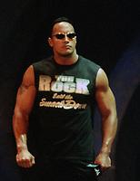The Rock 1997                                                                       Photo By John Barrett/PHOTOlink