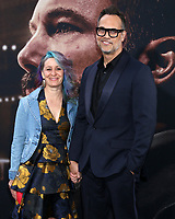 LOS ANGELES - MAR 1:  Charity Stashwick and Todd Stashwick at the The Way Back Premiere at the Regal LA Live on March 1, 2020 in Los Angeles, CA
