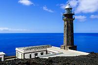 lighthouse de Orchilla, El Hierro, Canary Islands, Spain, Atlantic Ocean, Spanish Territory of Northern Africa