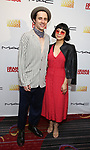 Reeve Carney and Eva Noblezada attends the 85th Annual Drama League Awards at the Marriott Marquis Times Square on May 17, 2019 in New York City.