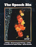 Nelson Kenter photo of falling leaves used on a catalog cover