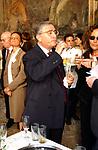 MARCELLO DELL'UTRI<br /> INAUGURAZIONE NUOVA SEDE DELLA BIBLIOTECA DEL SENATO -<br /> PIAZZA DELLA MINERVA ROMA 2003