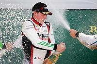 Porsche GT3 Cup Challenge Canada<br /> Formula 1 Grand Prix Du Canada<br /> Circuit Gilles Villeneuve, Montreal, QB CAN<br /> Sunday 11 June 2017<br /> 9, Scott Hargrove, GT3CP, CAN, 2017 Porsche 991<br /> World Copyright: Jamey Price<br /> LAT Images