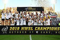 2019 NWSL Championship: North Carolina Courage v Chicago Red Stars, October 27, 2019