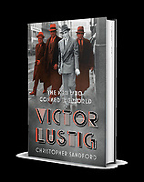 BNPS.co.uk (01202 558833)<br /> Pic: TheHistoryPress/BNPS<br /> <br /> Pictured: Victor Lustig book.<br /> <br /> The audacious ruses of an early 20th century conman who 'sold Tower Bridge' and swindled Al Capone have been revealed in a new book.<br /> <br /> Victor Lustig posed as the chief treasurer of London County Council to persuade a wealthy Australian tourist to purchase the landmark in 1914.<br /> <br /> He handed over £2,500 - £65,000 in today's money - after Lustig convinced him he was 'getting a bargain'.