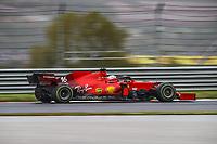 10th October 2021; Formula 1 Turkish Grand Prix 2021 Race Day Istanbul Park Circuit, Istanbul, Turkey;  16 LECLERC Charles mco, Scuderia Ferrari SF21