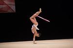 British Gymnastics Championships 2017<br /> Laura Halford<br /> Liverpool Echo Arena<br /> 30.07.17<br /> ©Steve Pope - Sportingwales