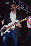 Tony Levin of King Crimson