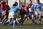 NELSON, NEW ZEALAND -JULY 10: Tasman Mako FPC v Ngati Porou East Coast Women, Jubilee Park,Saturday 10 July 2021,Nelson New Zealand. (Photo by Evan Barnes Shuttersport Limited)