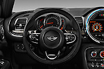 Car pictures of steering wheel view of a 2016 MINI Clubman Cooper-SD 5 Door wagon Steering Wheel
