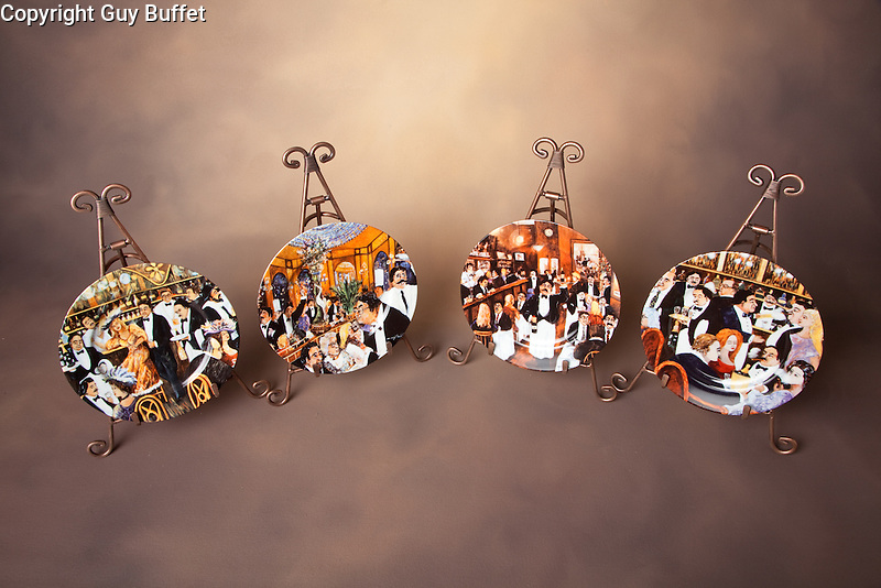 The Guy Buffet Collection c <br /> Classic Plate collection<br /> <br /> No longer available.