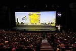 Tour de France 2020 route presentation held in the Palais des Congrès de Paris (Porte Maillot), Paris, France. 15th October 2019.<br /> Picture: Eoin Clarke | Cyclefile<br /> <br /> All photos usage must carry mandatory copyright credit (© Cyclefile | Eoin Clarke)