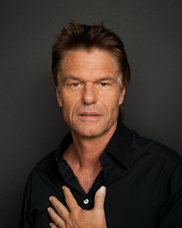 Harry Hamlin photographed for The Creative Coalition at Haven House in Beverly Hills, California on February 20, 2009
