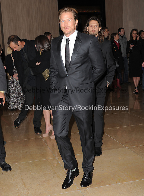 Jason Lewis exiting The 70th Annual Golden Globe Awards held at The Beverly Hilton Hotel in Beverly Hills, California on January 13,2013                                                                   Copyright 2013 Hollywood Press Agency