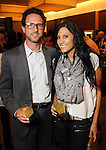Jason Presley and Andi Chambers at a VIP preview event for David Yurman's Meteorite Collection Tuesday Oct. 29,2013.  (Dave Rossman photo)
