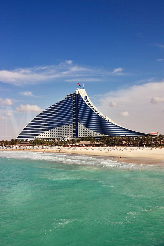Dubai, United Arab Emirates. Jumeira Beach Hotel.
